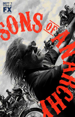 Sons of Anarchy Masterprint