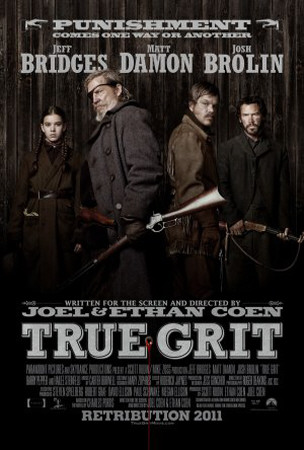True Grit Affiche double face