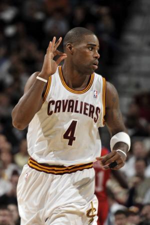 antawn jamison cavaliers. Philadelphia 76ers v Cleveland Cavaliers: Antawn Jamison Photographic Print