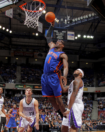 amare stoudemire knicks. Kings: Amare Stoudemire