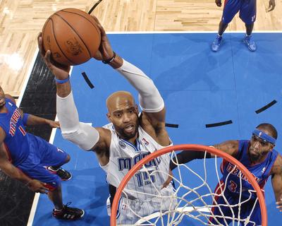 Detroit Pistons v Orlando Magic: Vince Carter Photo by Fernando Medina