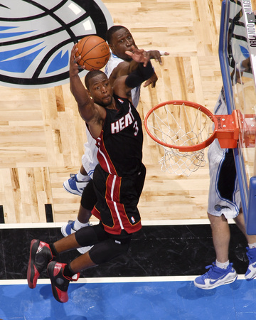 Miami Heat v Orlando Magic: Dwyane Wade Photo by Fernando Medina
