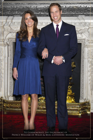 A ROYAL ENGAGEMENT Poster