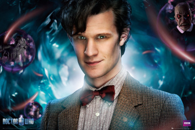 DOCTOR WHO - Solo Juliste