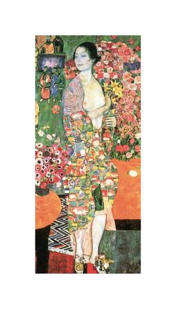 The Dancer, c.1918 Lámina giclée por Gustav Klimt