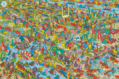 graphic about Where's Waldo Printable named Wheres waldo - Printable Edition