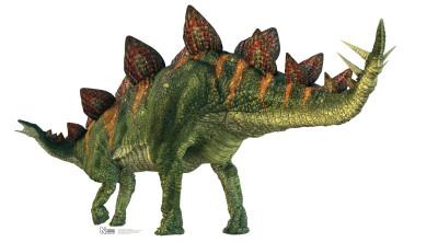 Estegosaurio Figuras de cartón