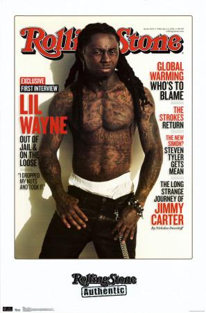 lil wayne 2011. Rolling Stone - Lil Wayne 2011