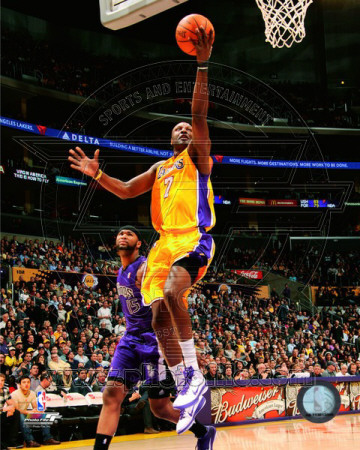 Lamar Odom 2010-11 Action Photo