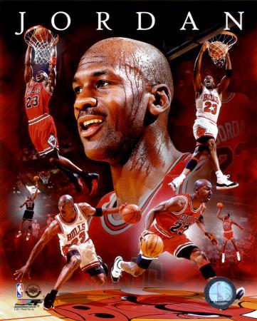 Michael Jordan 2011 Portrait Plus Photo - michael-jordan-2011-portrait-plus