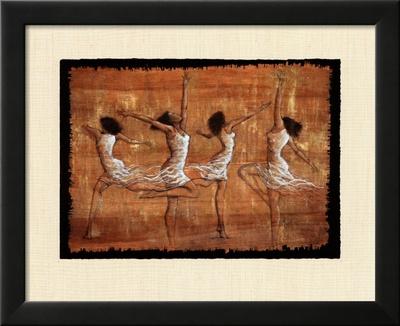 Rejoice! Lamina Framed Art Print