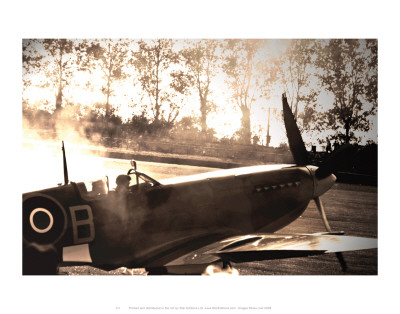 Spitfire Dawn Posters
