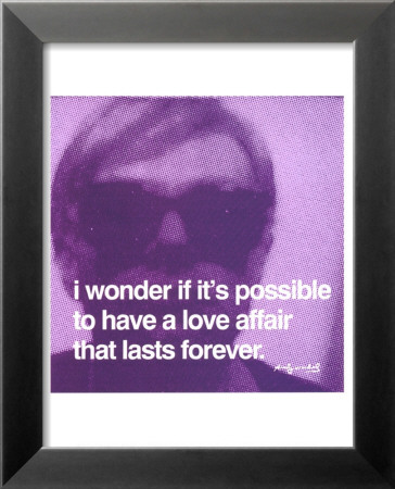 Love Affair Lamina Framed Art Print