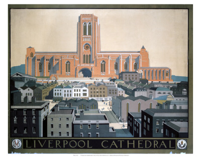 Liverpool Cathedral Prints
