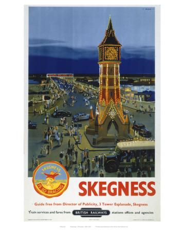 Skegness Prints