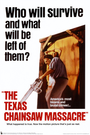 The Texas Chainsaw Massacre – Blutgericht in Texas Poster