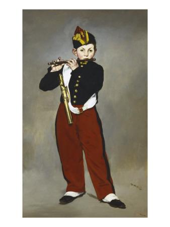The Fifer (Le Fifre) Print by Édouard Manet