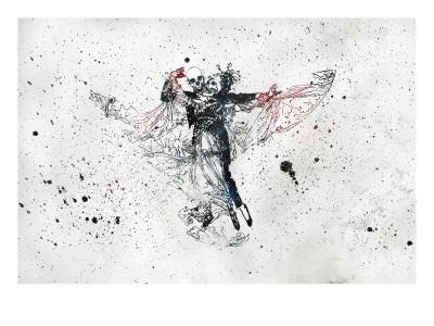 Heaven beside you Prints by Alex Cherry