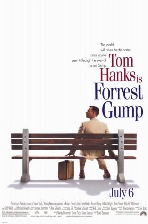 Forrest Gump Masterprint