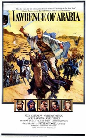 Lawrence af Arabien Masterprint