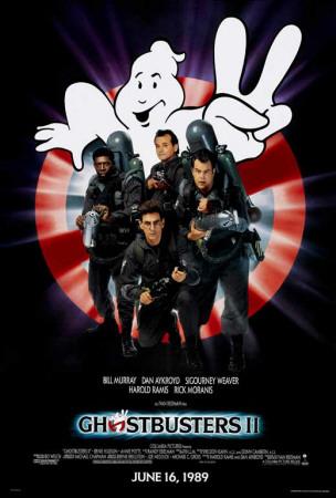 Ghostbusters II Masterprint