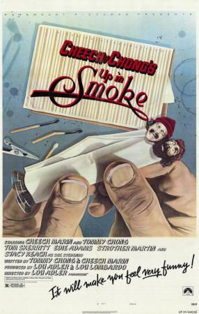 Cheech & Chong's Up in Smoke Masterprint