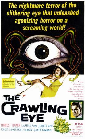 The Crawling Eye Masterprint