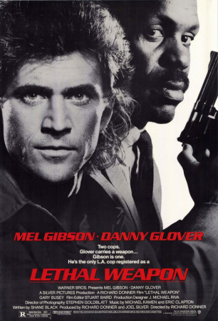 Lethal Weapon Masterprint