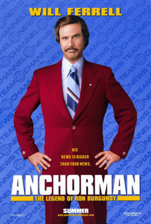 Anchorman Masterprint