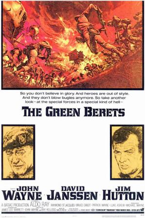 The Green Berets Masterprint