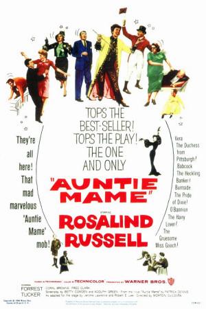 Auntie Mame Masterprint