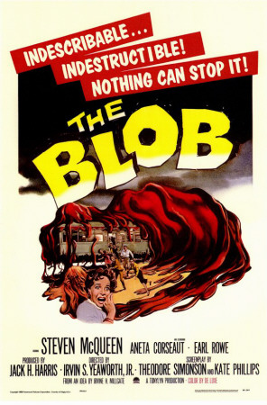 The Blob Masterprint