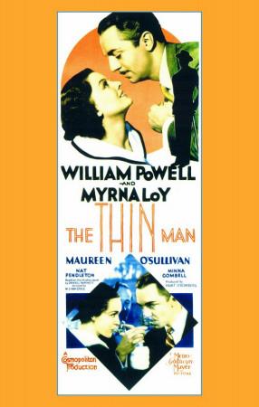 The Thin Man Masterprint