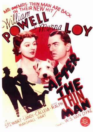 After the Thin Man Masterprint