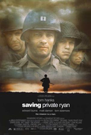 Saving Private Ryan Masterprint