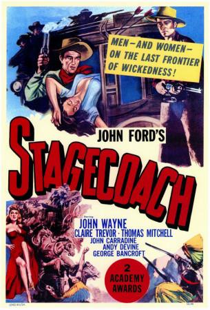 Stagecoach Masterprint