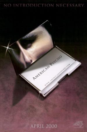American Psycho Masterprint