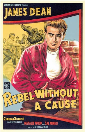 Rebel Without a Cause Masterprint