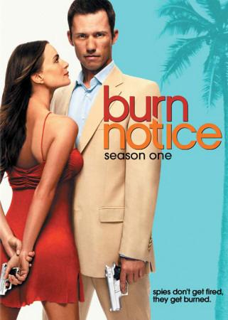 Burn Notice Masterprint
