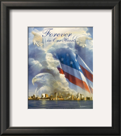 World Trade Center Collage Art by Danny Hahlbohm