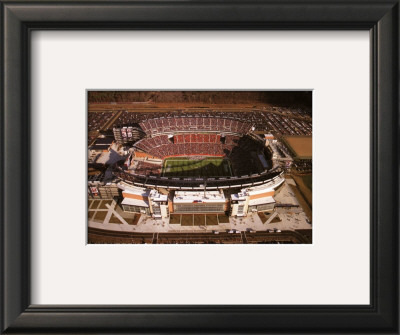 Gillette Stadium - Inaugural Season Prints by Mike Smith
