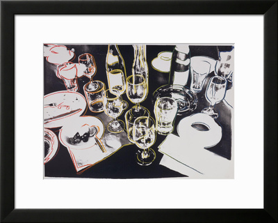 After the Party, c.1979 Prints by Andy Warhol