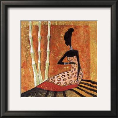 Tribal Fashion II Posters by  Yinka