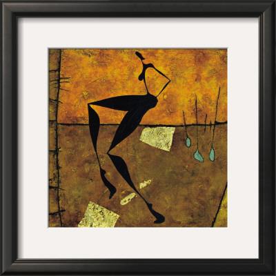 La Danse: Nritta et Nritya (detail II) Poster by Roberto Fantini