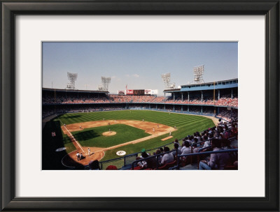 Tiger Stadium, Detroit Poster by Ira Rosen