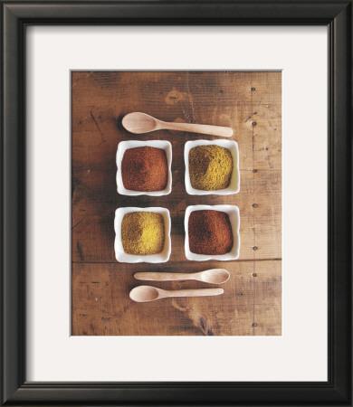Spices Art by Amelie Vuillon