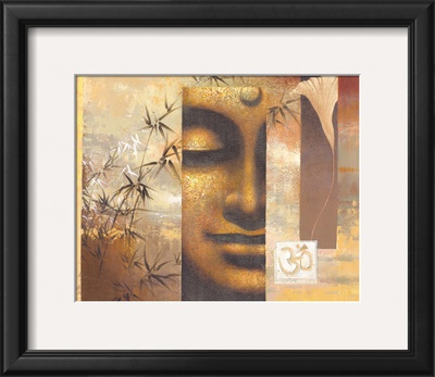 Time of Reflections I Framed Art Print