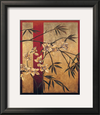 Orchid Screen Posters by Jill Deveraux