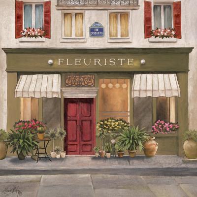 French Store II Prints by Elizabeth Medley