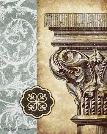Romanesque I Prints by Michael Marcon